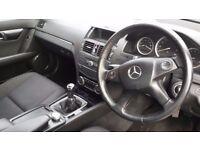 Mercedes-Benz C 180 compressor 08 reg.plate