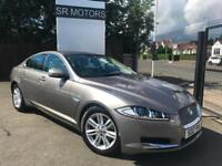 2012 Jaguar XF 2.2TD ( 190ps ) auto Luxury(FULL HISTORY, WARRANTY)