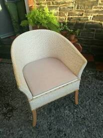 Armchair styled commode