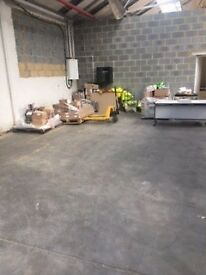 200 - 2000 Sq.ft Storage Space available