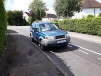 Freelander 4x4 jeep tdi
