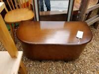 Vintage bedding box