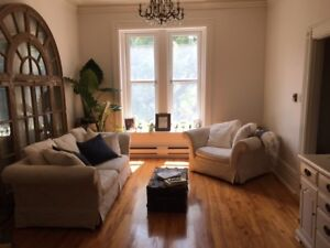 5 1/2 for rent in St-Henri