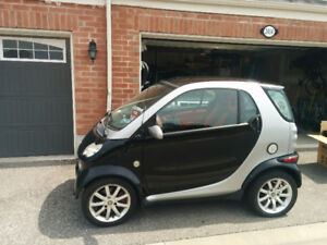 2005 Smart Fortwo Diesel + brand new snow tires
