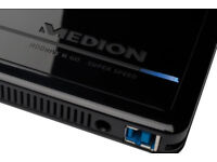 500gb USB 3 External drive (with eSATA plug option) £39