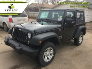 2016 Jeep Wrangler Sport  - Cruise Control -  Removable Top - $1