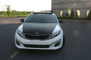 OPTIMA SX TURBO 2014