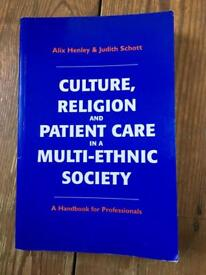 Culture, religion and patient care in a multi-ethnic society