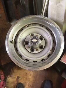 For sale 4 GM wheels