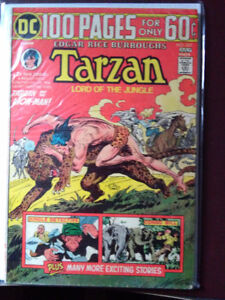 TARZAN - LORD OF THE JUNGLE - DC #231.