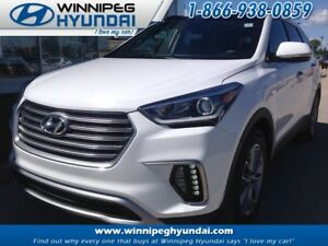 2017 Hyundai SANTA FE XL AWD Luxury Leather No Accidents
