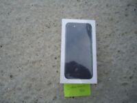 I PHONE 7 BLACK 32GB NEW LOCKED TO VODAFONE