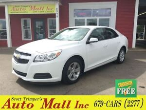 2013 Chevrolet Malibu LT Sedan - Low Kms!