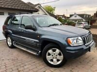 Jeep Grand Cherokee LTD AUTO 4.0L 5Dr In Mint Condition! FULL SERVICE HISTORY/1 YEAR MOT/HPI Clear