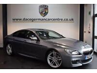 2013 13 BMW 6 SERIES 3.0 640D M SPORT GRAN COUPE 4DR AUTO 309 BHP DIESEL