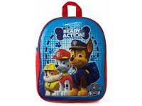 Paw Patrol Backpack Rucksack Travel Junior Kids Work Nursery School Bag Boys