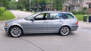 2004 bmw e46 wagon AWD 325xi