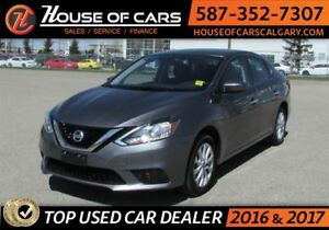 2016 Nissan Sentra 1.8 SV / Back up Camera / Bluetooth