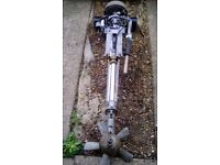Seagull silver century outboard motor