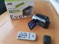 JVC Digital HDD Camcorder GZ-MG30