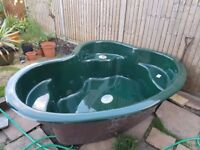 NEW POND - 1104 Litres capacity