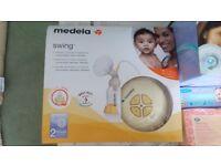 Medela Swing 2-Phase Single Electric Breast Pump