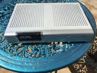 Russian Polish Eastern Europe etc TV complete system, steerable sat dish+ Force 5 Series receiver
