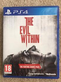 The Evil Within ( PS4 )