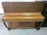 Fantastic Oak 'Matz & Co' Upright Console Piano - CAN DELIVER