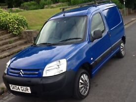2004 CITROEN BERLINGO 1.9 VAN