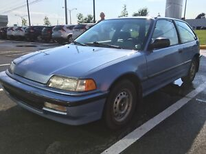 Honda Civic Dx Ef Hb 1990