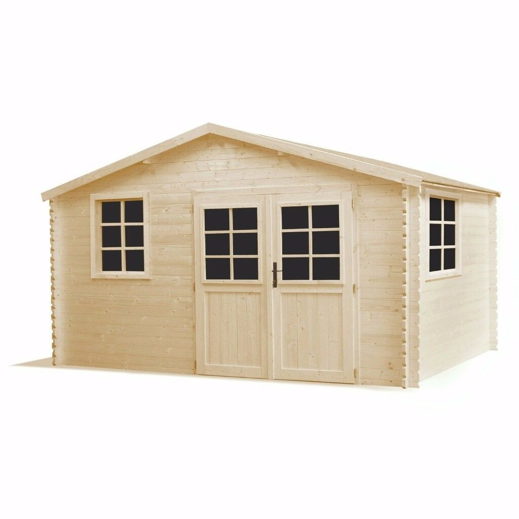 Log Cabins - 10 square metres - delivered