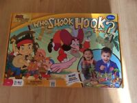 Jake and the never land pirate - who shook Hook game