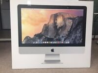 Apple iMac 21.5, March 2015, 2.7QC, 16GB, 1TB