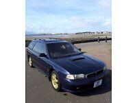 Subaru Legacy Twin Turbo GT Spares or Repairs Manual