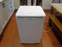 Hotpoint under counter three drawer chest freezer