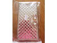 Sony Xperia Z1 Bling Bowknot Crystal Diamond Wallet Flip Case