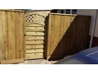 Professional Fencing at affordable prices Dorset