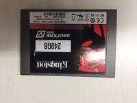 """KINGSTON 240GB SSD 300 V 2.5"""" sata REV 3.0 (6GB/s)"""