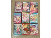 Barbie DVD bundle