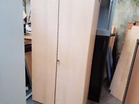Beech office full size storage cabinet