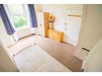 Spacious Room in East London, 2 Bathrooms, Bills, Wifi & Cleaning Included