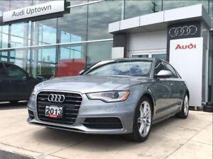 2013 Audi A6 2.0T Premium (Tiptronic) (STD is Estimated)