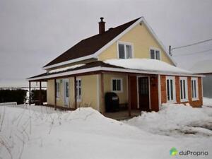 155 000$ - Maison de campagne à vendre à St-Bernard