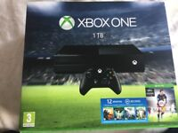 XBox One Console 1TB with Kinect
