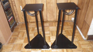 SUPPORTS POUR ENCEINTES / SPEAKERS STANDS