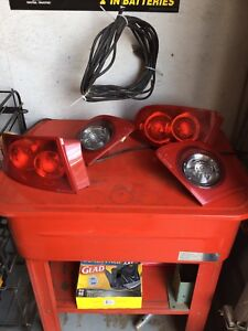 Back up tail light oem