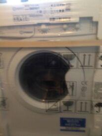 Brand new indesit White washer dryer