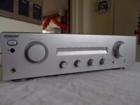 Sony TA-FE370 Integrated Stereo Amplifier with Phono Stage - Good Condition & Works Perfectly
