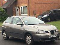 Seat Ibiza 1.4 LHD Left hand drive Low miles UK registered
